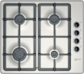 T21S36N1 Gas hob Stainless steel