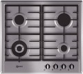 T22S46N0 Series 2 Gas hob Stainless steel